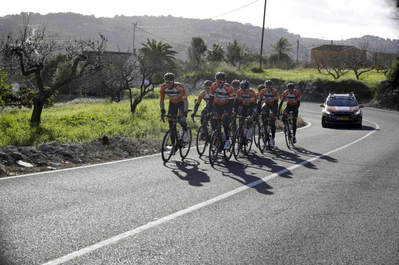 trainingscamp team Roompot - Nederlandse Loterij in Calpe 2015 ... 36ca4131c