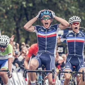 Nicolas Malle is the new European under-19s champion | News from cycling