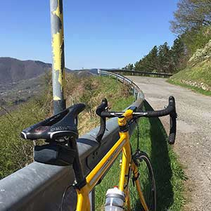 In the heart of the Apennines with Selle Italia | Discover Italy with Selle Italia